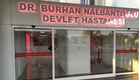 Lefkoşa Devlet Hastanesi'nde koronavirüs paniği