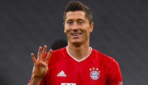 Lewandovski attı, Bayern kazandı