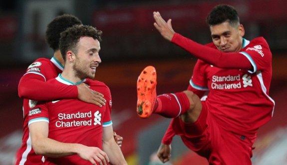 Liverpool geriden geldi