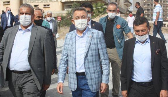 """""""Maraş'ın 46 yıldır kapalı tutulmasının gereğinden fazla iyi niyet göstergesi"""""""