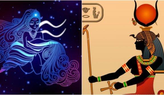Mısır Burçlar Kuşağına Göre Sizi Koruyan Tanrı veya Tanrıçalar