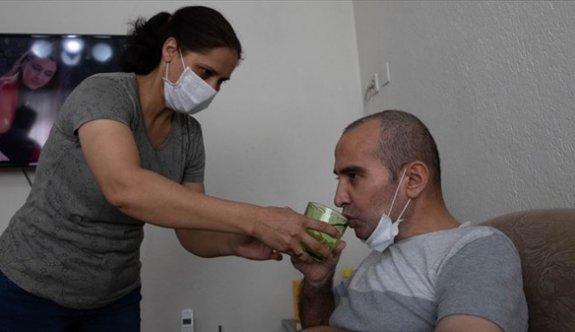 Mucize hasta 2 aylık entübe mücadelesini anlattı