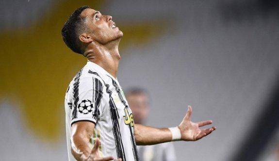 Ronaldo'nun ikinci testi de pozitif çıktı