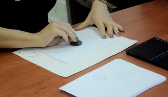 Saat 16.00 itibariyle seçime katılım oranları açıklandı