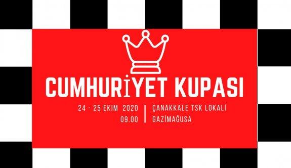 Satrançta Cumhuriyet Kupası organize edilecek
