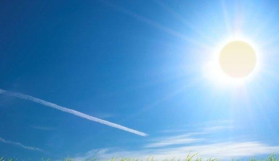Sıcak hava gelecek hafta da sürecek