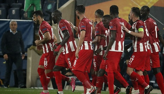 Sivasspor'un konuğu Maccabi Tel Aviv