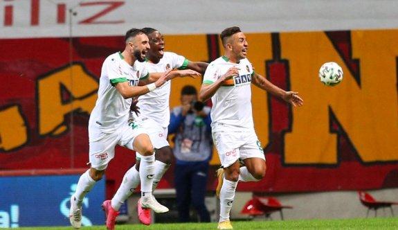 Süper Lig'in en golcü takımı Alanyaspor