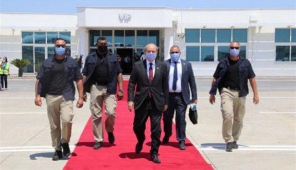 Tatar, Erdoğan'la görüşmek üzere Ankara'ya gitti