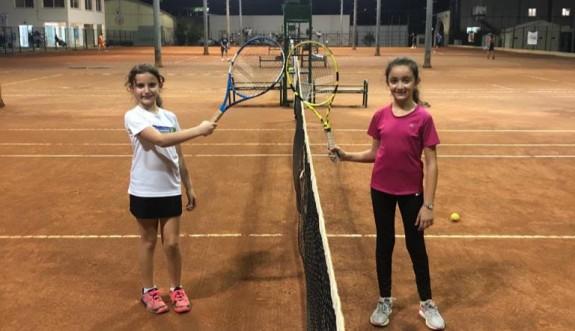 Teniste heyecan artıyor