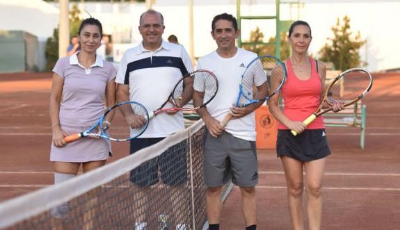 Teniste Veg&Bones Cup seyircisiz başlıyor