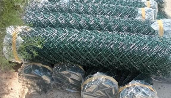 Tuzla'da çimlendirme çalışmaları başladı