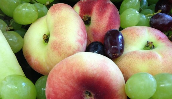 Üzüm, şeftali ve salatalıkta limit üstü kalıntı