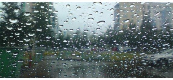 Yarın hafif sağanak yağmur var