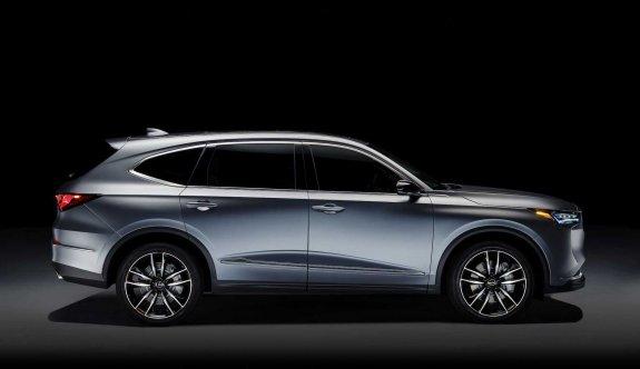 Yeni Acura MDX görücüye çıktı