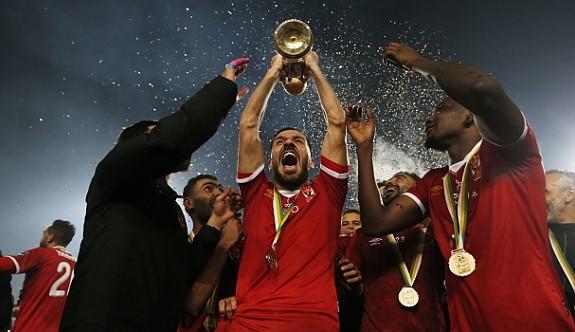 Afrika Şampiyonlar Ligi'nde şampiyon Al Ahly