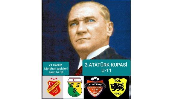 Atatürk anısına oynayacaklar