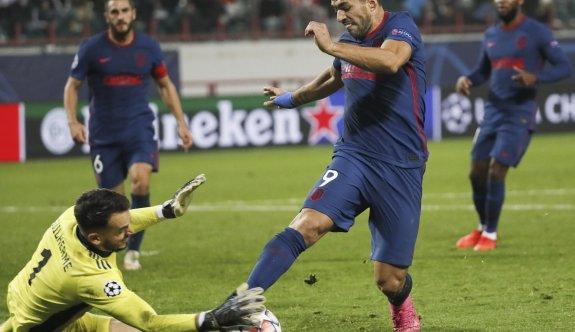 Atletico Madrid Guilherme'yi geçemedi
