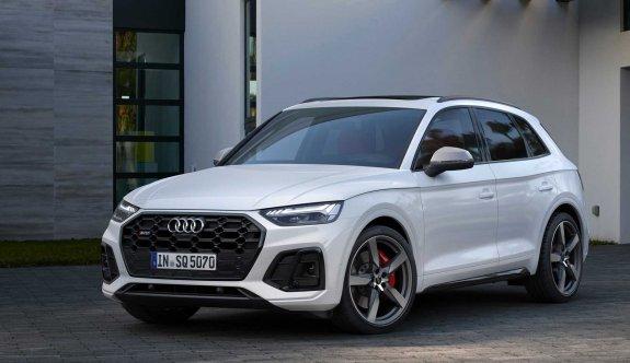 Audi SQ5 TDI yeni yüzünü ortaya çıkardı
