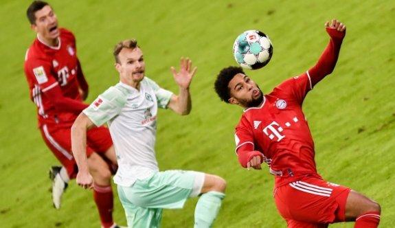 Bayern Münih sahasında bir puana razı oldu