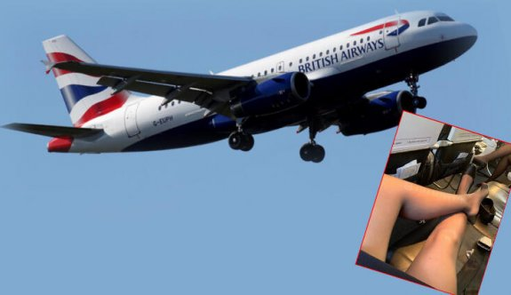 British Airways'de 'hostes' skandalı