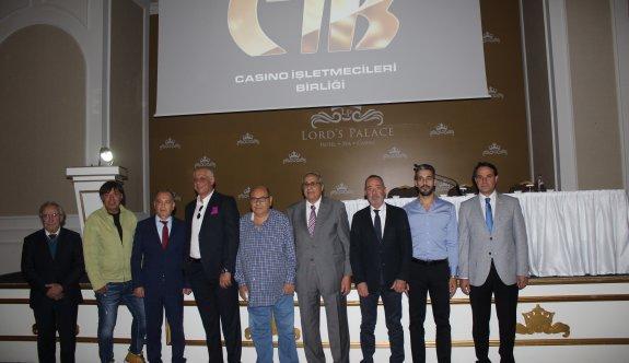 CİB'de başkanlığa yeniden Ahmet Arkın seçildi