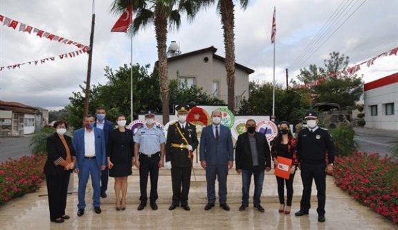 Değirmenlik'te Cumhuriyet Bayramı törenle kutlandı