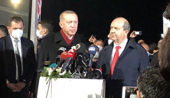 Erdoğan'dan Maraş'ta çarpıcı açıklama