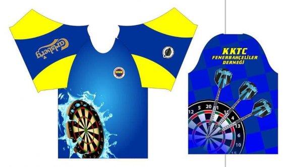 Fenerbahçeliler darts liginde