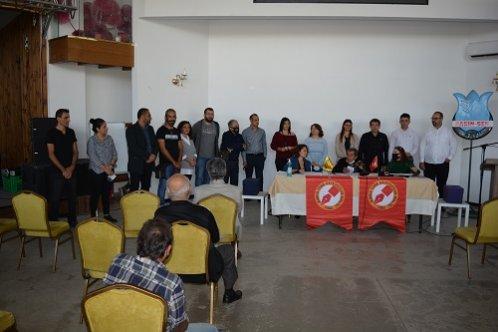 Gazeteciler Birliği'nde  yetkili kurullar belirlendi