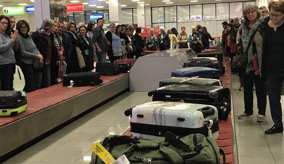 Gelen yolcu sayısında yüzde 75 azalma