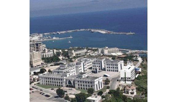 Girne Üniversitesi Büyük Kütüphane, 30 Kasım'da açılıyor