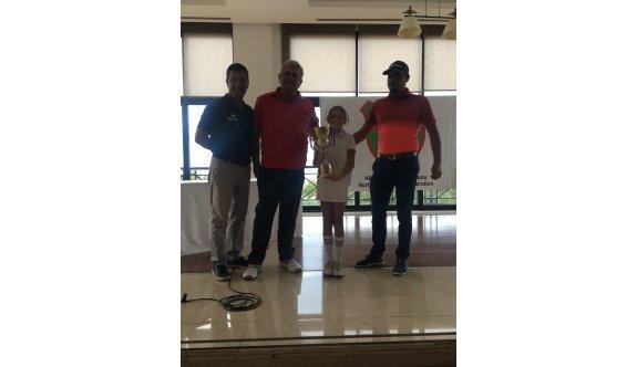 Golfta, Cumhuriyet Kupası Sofia Raskin'in