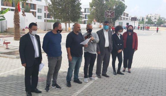 Hamitköy İlkokulu öğretmen bekliyor