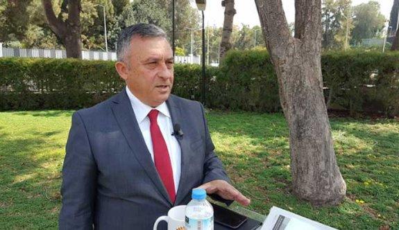 Hasan Topal'dan UBP ile koalisyona yeşil ışık