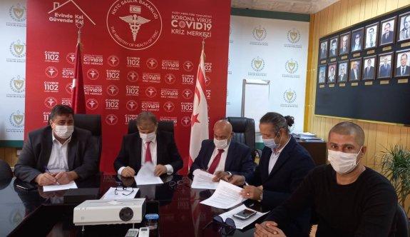Hentbolda protokol imzalandı