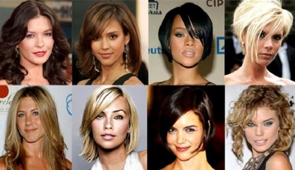 Her ortamda star gibi parlamanızı sağlayacak saç modelleri