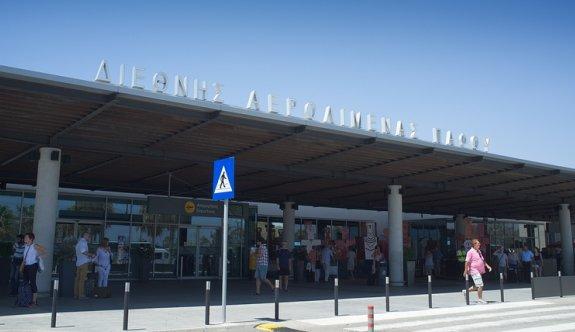 İki haftadır Baf Havalimanı'na uçuş yok