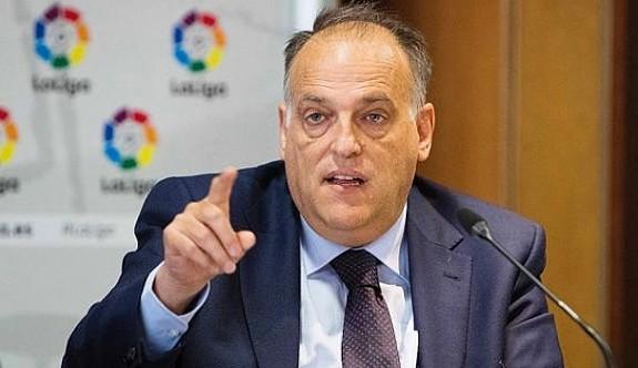 """""""İspanyol futbolunun 490 milyon euroya ihtiyacı var"""""""
