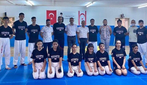 Kempo'da ilk heyecan Cumhuriyet Kupası