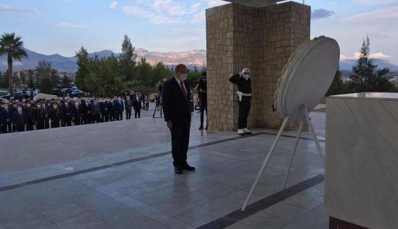 """'Kıbrıs davası hiçbir zaman Türkiyesiz halledilemez' sözleriniz bizim de milli mücadelede ilkemizdir"""""""