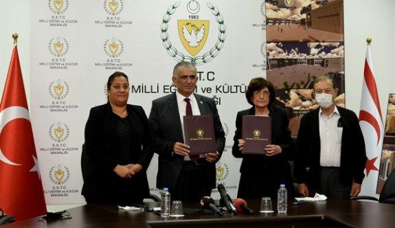 Kızılbaş bölgesine yeni bir devlet okulu kazandırılıyor