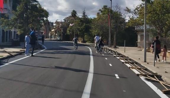 Maraş'ta bisiklet turları başladı