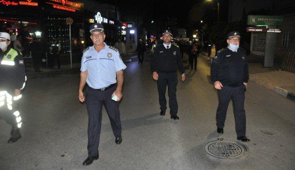 Polisten geniş güvenlik önlemi