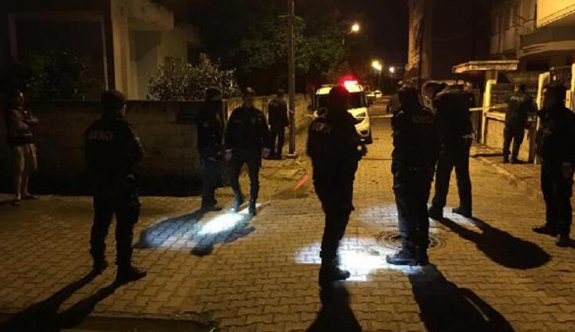 Rum mevzisine maskeli sopalı saldırı girişimi