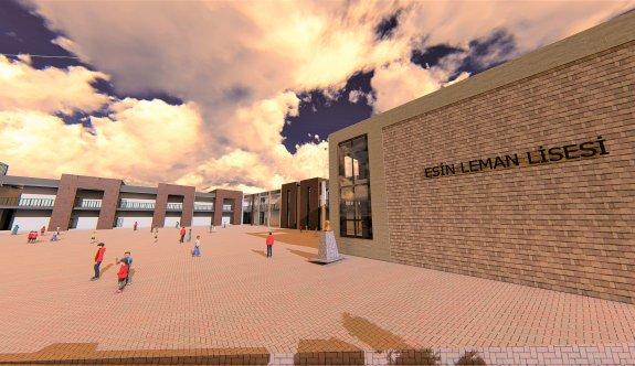 Sanver'den Lefkoşa'ya bir okul daha