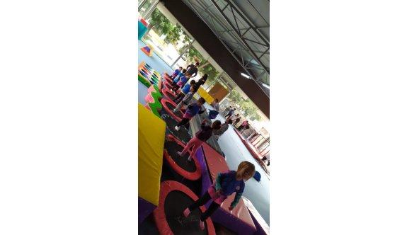 Sapsızoğlu: Çocuklarımıza spor yapma alışkanlığı aşılıyoruz