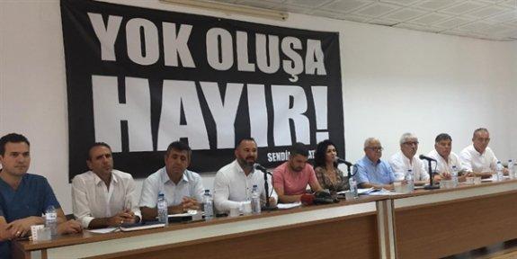 Sendikal Platform'dan Tatar'a kınama