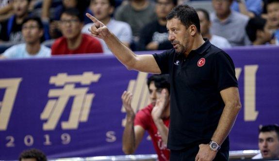 Türkiye A Milli Basketbol Takımı'nda Ufuk Sarıca dönemi bitti