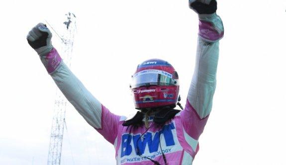 Türkiye Grand Prix'sinde büyük sürpriz